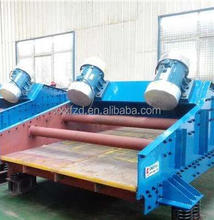 Low price linear dewater vibrating screen