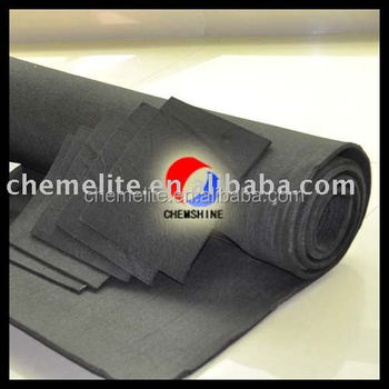 Different Vacuum furnace need use graphite felt
