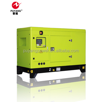 China Factory 50Hz water cooled 20kva Diesel Generator