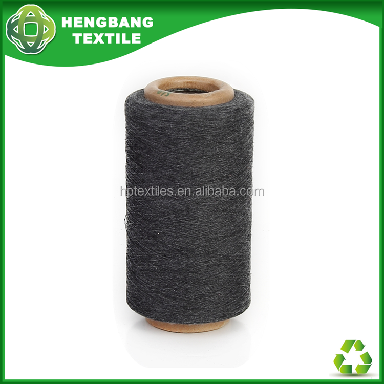 Black cotton warp fabric yarn for weaving co.ltd colors HB739 China