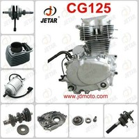 Gasket/dowel/cylinder/gear for cg125
