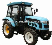 55hp 4x4 farm tractor, QLN554 tractor for sale