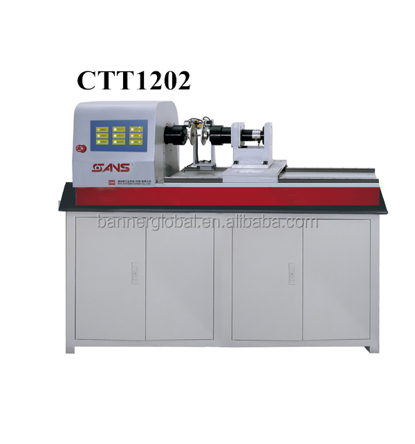 Chinese Manufacture 2kNm-3kNm Electronic Torsion Testing Machine, Torsion Spring Tester