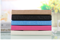Colorful PU Leather Case for 7'' Tablet PC/PDA/MID Folio Stand Case