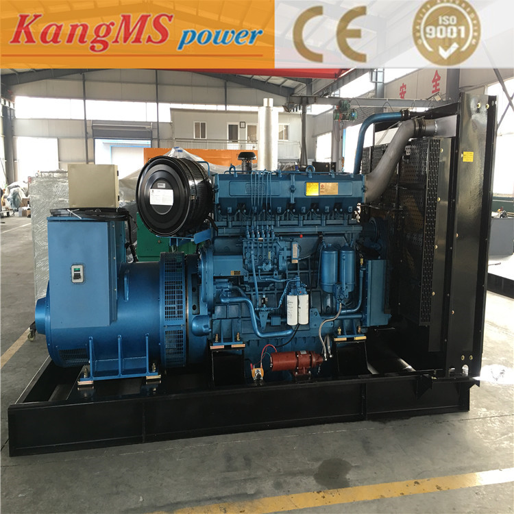 Hot sale ! WEICHAI 600kw 750kva high capacity brushless diesel generator lowest price