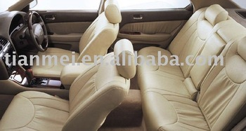 car seat cover set/car seat cover in vinyl
