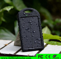Big sale 5000mAh high demand mobile phone solar charger with good price