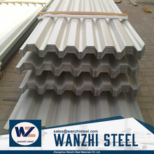 Best price on Alibaba galvanized sheet metal roofing price, gi corrugated steel sheet, zinc roofing sheet