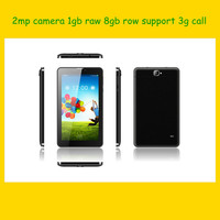 7 inch mediatek tablet pc Dual SIM card slot,MTK QUAD CORE,7inch cheapest 3G tablet pc