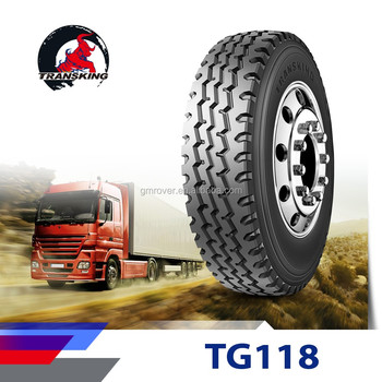 chinese Transking brand tires looking for agents to distribute our products