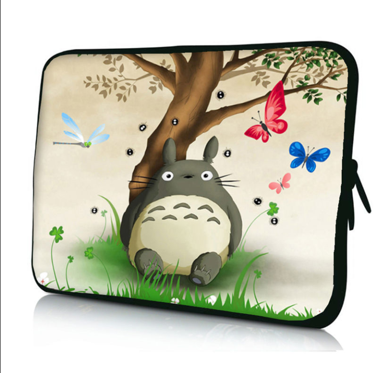 Soft Neoprene Laptop Notebook Sleeve Bag Case For 14'' Alienware m17X PC