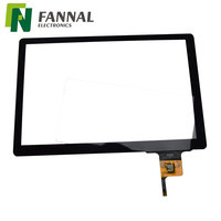 Factory direct supply 10.1 inch projected capacitive touch panel