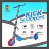 Classic Style Foldable Kids Kick Scooter Foot Kick Scooter