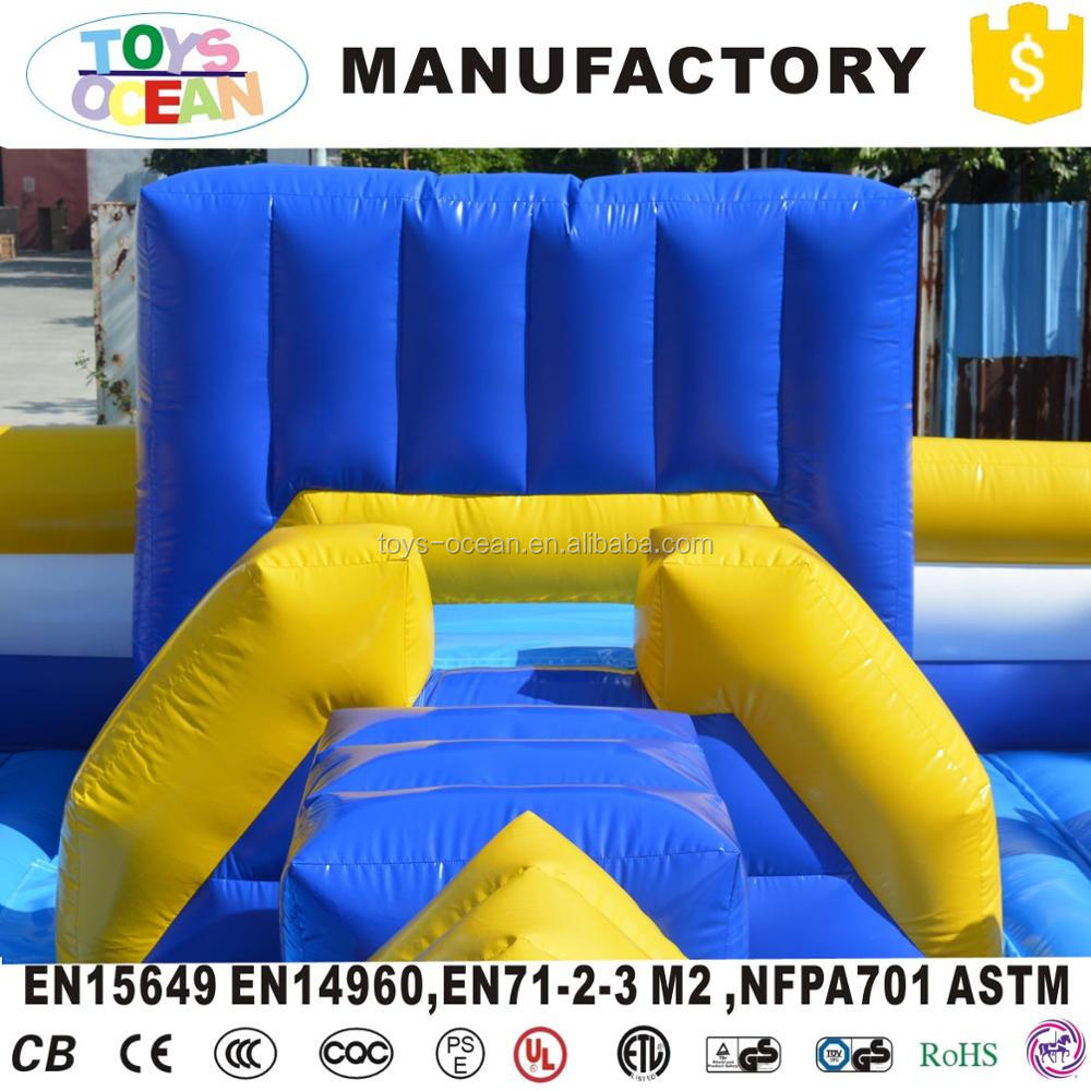 outdoor air bouncer inflatable kids trampoline for children
