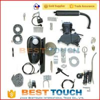 Factory direct prices 80cc motor bicycle engine kit motorized gasoline scooter engine parts
