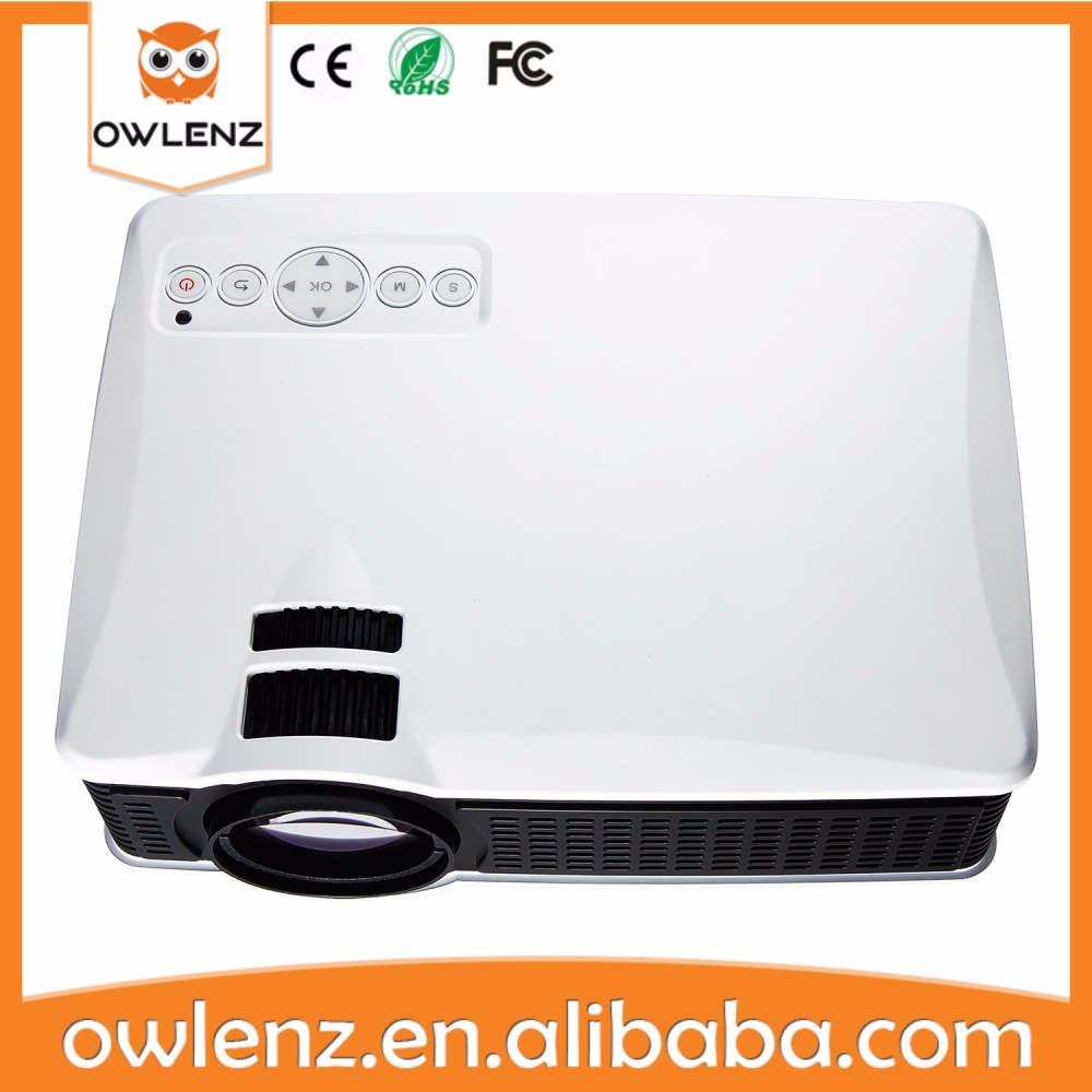 Top selling products in alibaba cheap mini projector SD05 full hd 1080p led pico pocket dlp projector