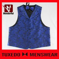High quality branded woman formal tuxedo waistcoat