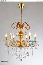 The most modern with K9 Crystal for home Classic Glass Chandelier