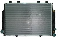 Mercedes BENZ 140 AT Radiator for Auto spare parts