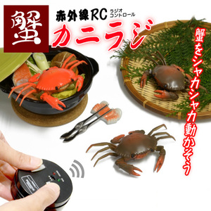 Electric remote control toy animal other RC crab toys for kids new rc 2019 wholesale factory chenghai