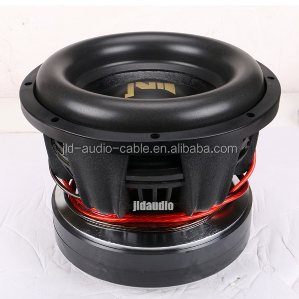 JLDAUDIO 12 inch car subwoofers best quality with 3000 rms subwoofer