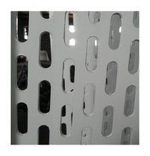 metal building materials galvanized perforated metal mesh