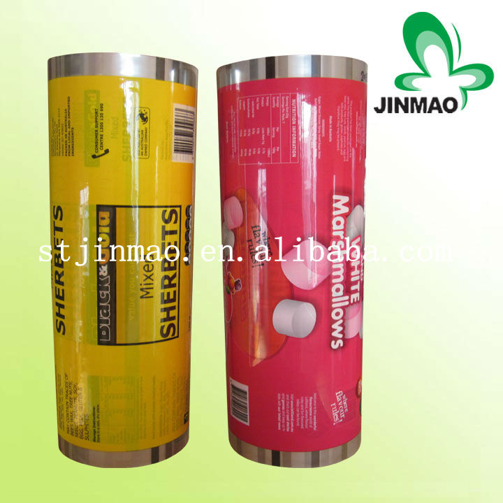 High quality composite food packaging clear printing film