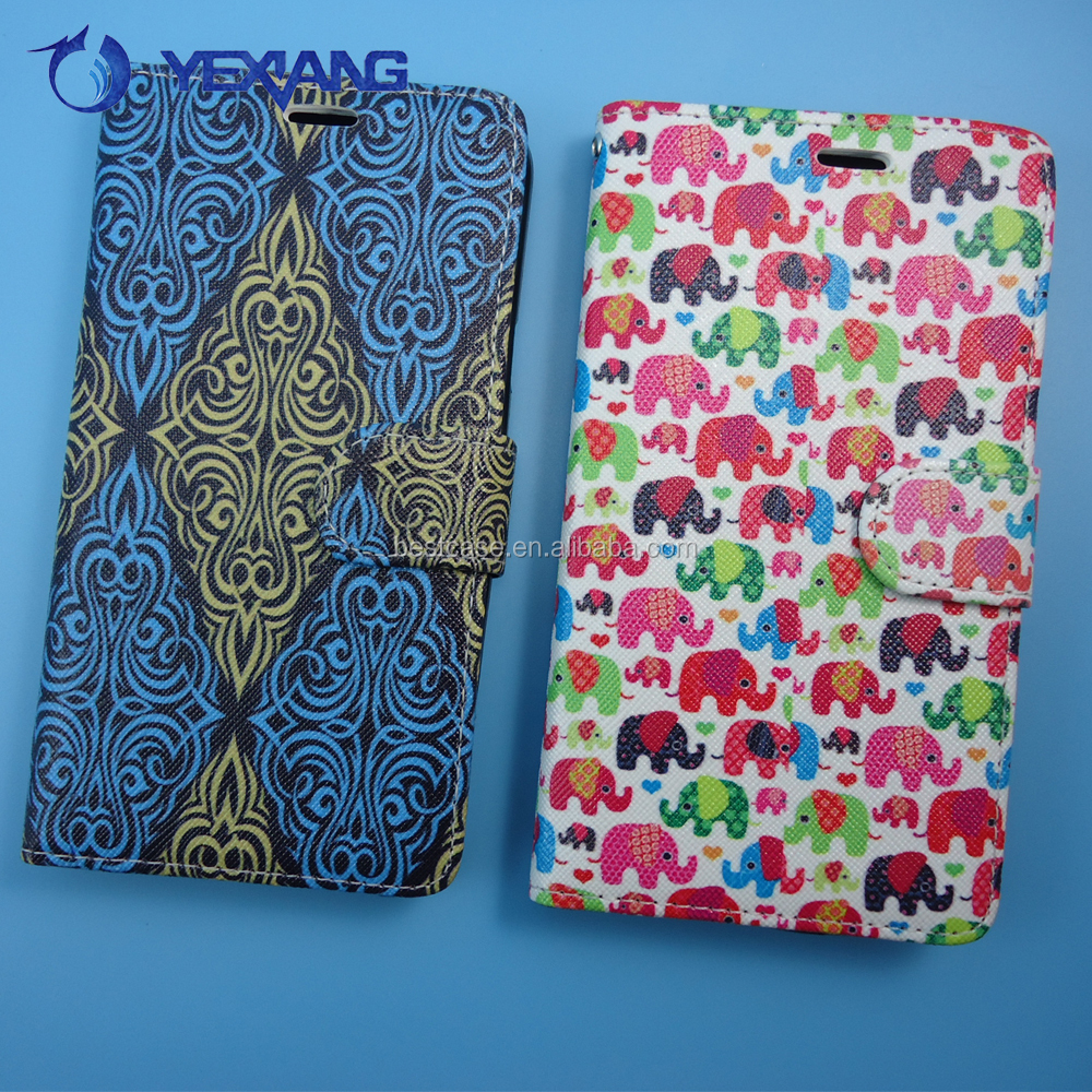 China suppliers wallet leather case for samsung grand neo plus i9082