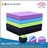 TPE soft foam balance pad for yoga exercise training