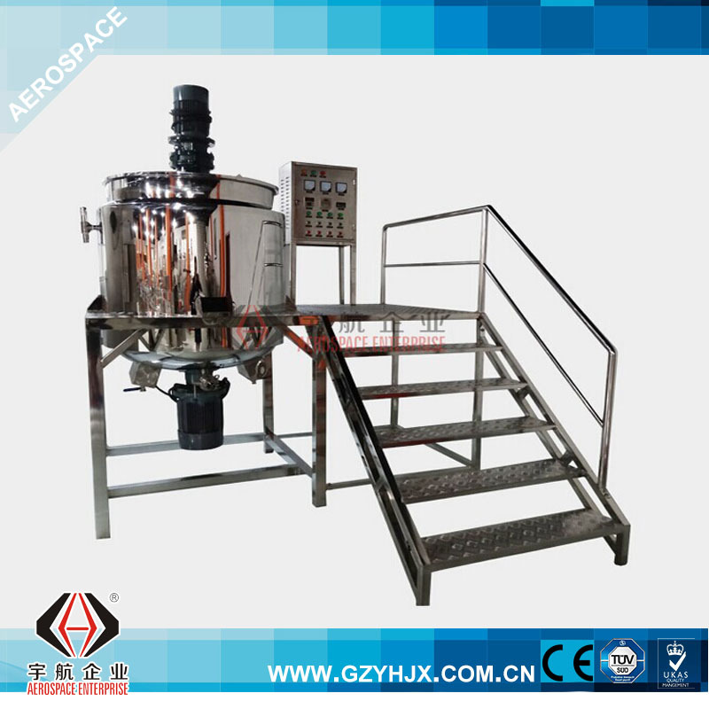 Soap making machine/Dishwashing Liquid Detergent shampoo, liquid soap Homogenizing Mixer Blending Machine