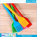 household various color kitchen multifunction cooking or cleaning silicone brush
