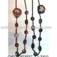 Wood Beads Jewelry Fashion Accessories Man