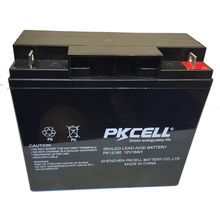 PKCELL High Quality Sealed Lead Acid Battery 12v 20ah