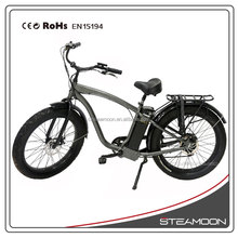 Environment big wheel e-bike with LCD display