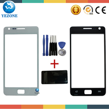 Original Replacement For Samsung Galaxy s ii i9100 LCD Touch Screen, Touch Digitizer For Samsung Galaxy i9100 S2 With Free Tools