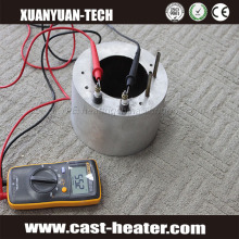 XY Customized Die Aluminum Cast Heaters For Kitchen