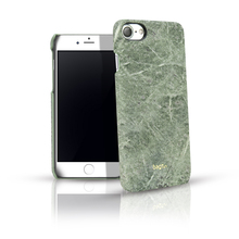 Pure stone touch natural marble phone case for iphone 7 plus case