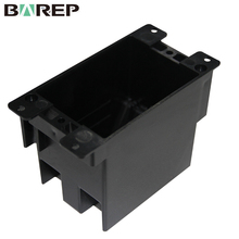 YGC-014 Instrument enclosures junction box plastic electrical box cover