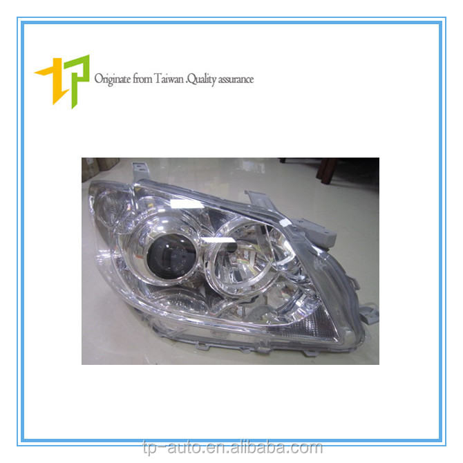 China manufacturer auto HID headlamp 81145-06400 car HID headlight for Toyota Camry 2006 ACV4#