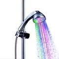Multicolor Color water glow LED shower light 8008-A11