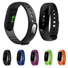 Bluetooth Smart Bracelet OLED Smart Band Heart Rate Monitor Fitness Tracker Music Control Fit Bit Smart Wristband
