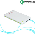 reasonable design slim powerbank 8000mah quick charge