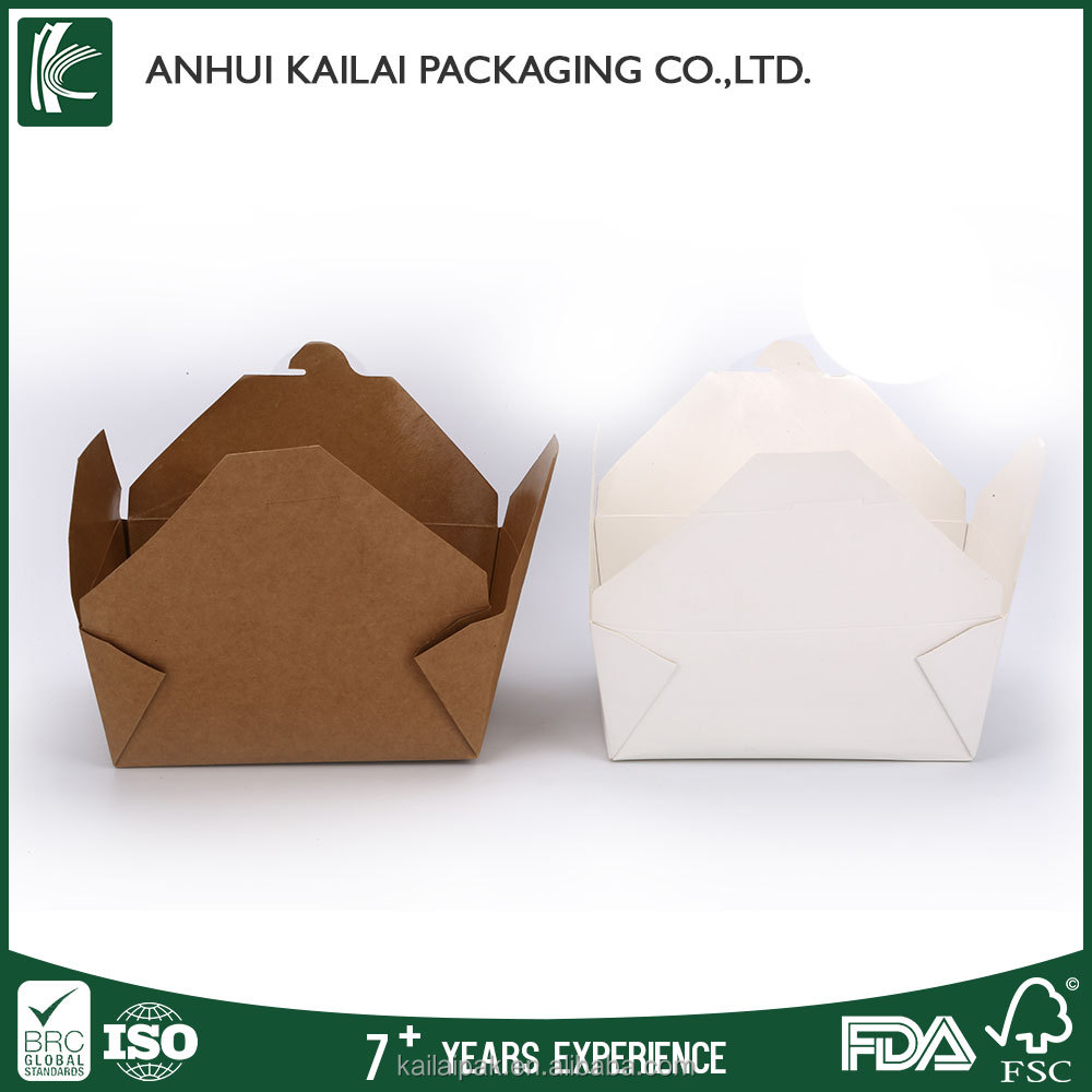 Creative Food Packaging Boxes custom donut paper box
