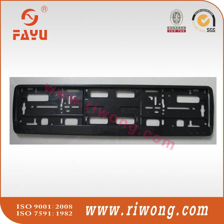 Euro Plate Frame, Euro Plate Frame Suppliers and Manufacturers at ...