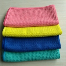 Famous Brand Microfiber Absorbent Car wash towel Clean Polish Cloth Wholesale