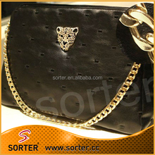 Metal Material and Handle Type long bag chain