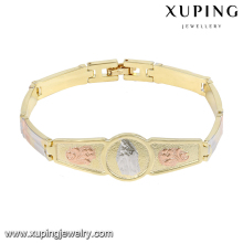 74571 luxury fashion jewelry gold goddess bracelets