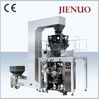 Vertical automatic food weighing and packing machine