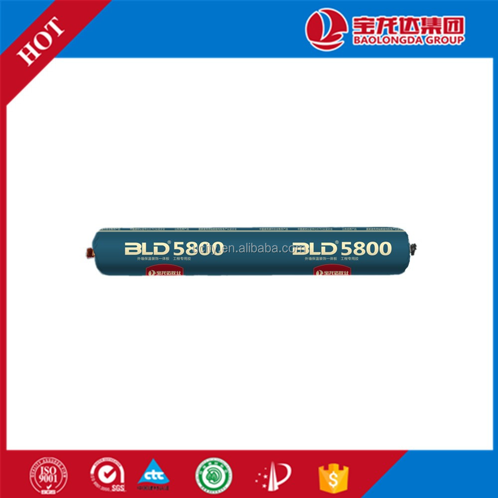 neutral antifungus silicone sealant BLd5800 in china