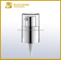 Aluminium cosmetic cream pump, cosmetic mist sprayer